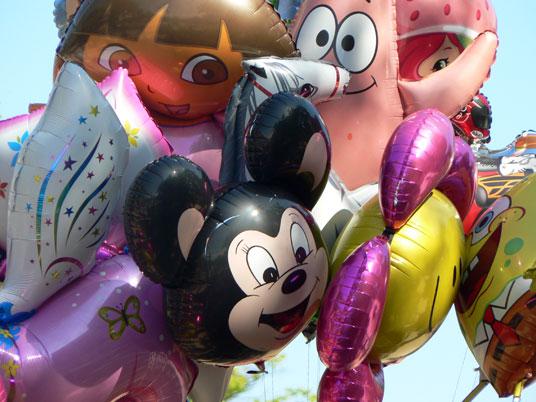 ballon-mickey