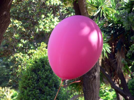 ballon-rose