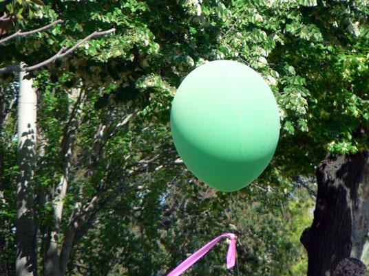 ballon-vert